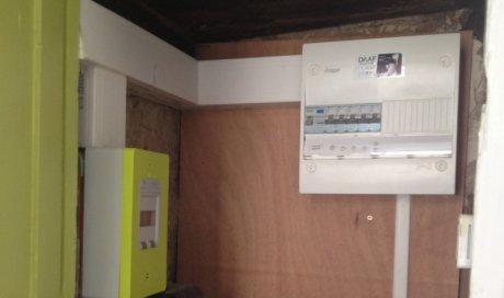 Tableau électrique rénové à Tulle en Corrèze